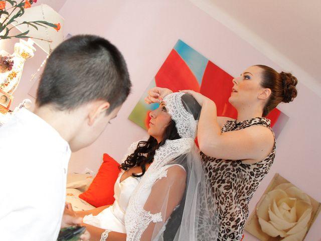 La boda de Jesus y Carmen en Sevilla, Sevilla 2