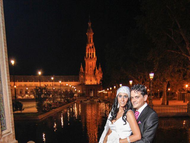 La boda de Jesus y Carmen en Sevilla, Sevilla 12