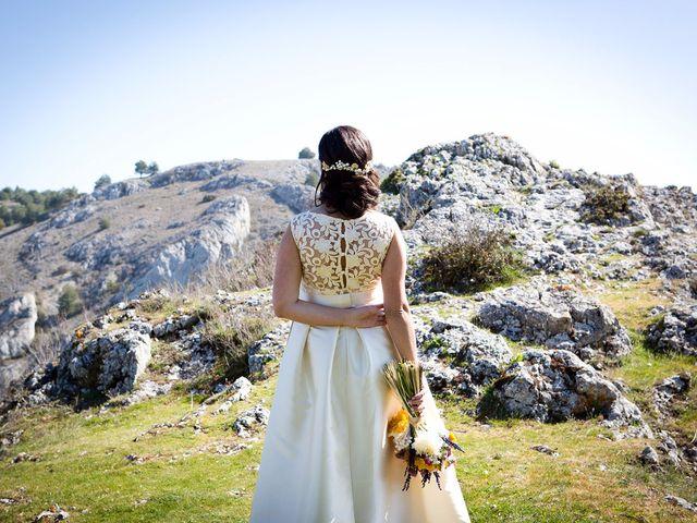 La boda de Sergio y Kathe en Briviesca, Burgos 15