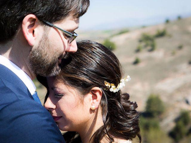 La boda de Sergio y Kathe en Briviesca, Burgos 16