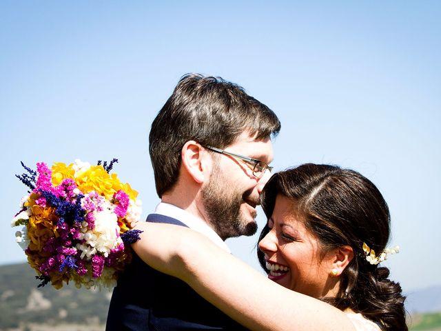 La boda de Sergio y Kathe en Briviesca, Burgos 17