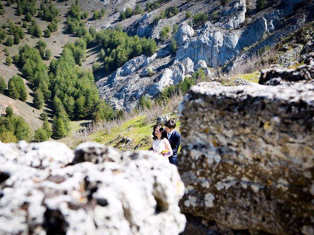 La boda de Sergio y Kathe en Briviesca, Burgos 18