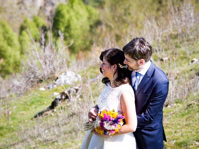 La boda de Sergio y Kathe en Briviesca, Burgos 19
