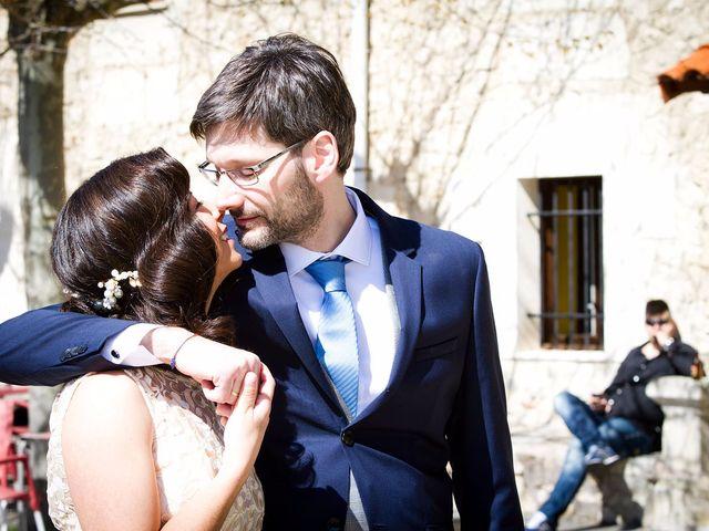 La boda de Sergio y Kathe en Briviesca, Burgos 25