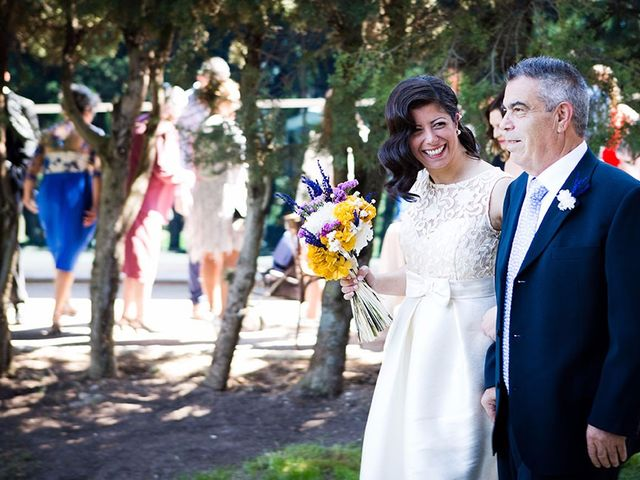 La boda de Sergio y Kathe en Briviesca, Burgos 28