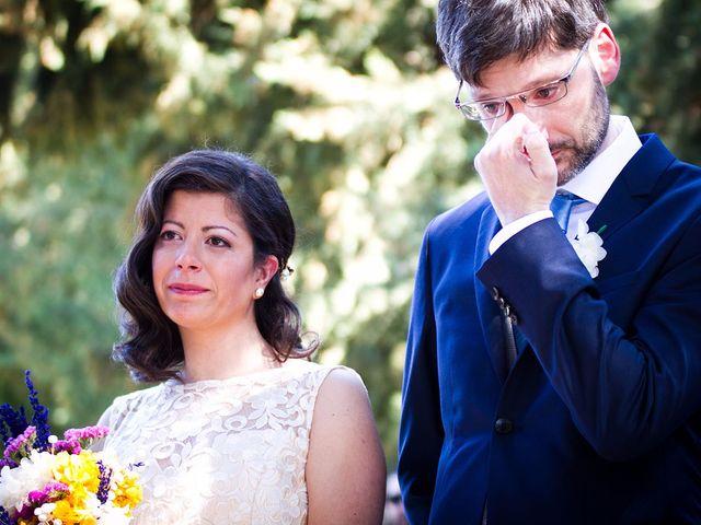 La boda de Sergio y Kathe en Briviesca, Burgos 34