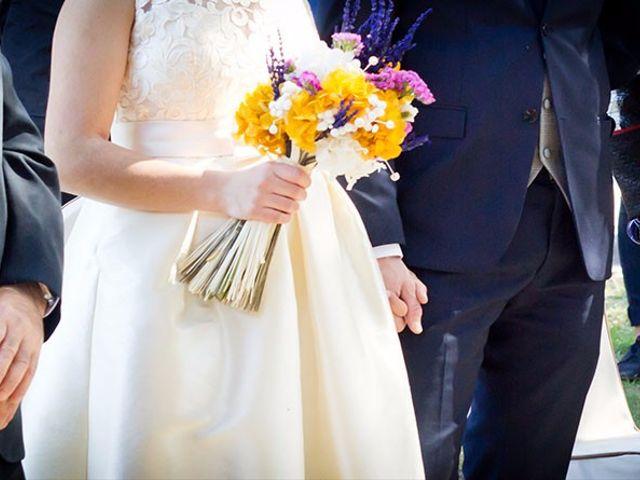 La boda de Sergio y Kathe en Briviesca, Burgos 35
