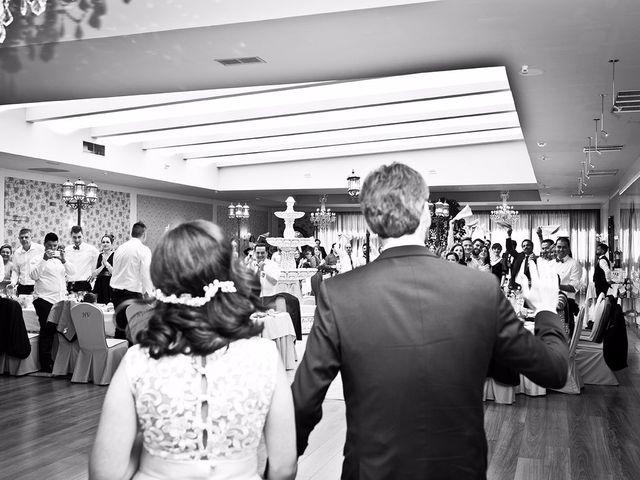 La boda de Sergio y Kathe en Briviesca, Burgos 45