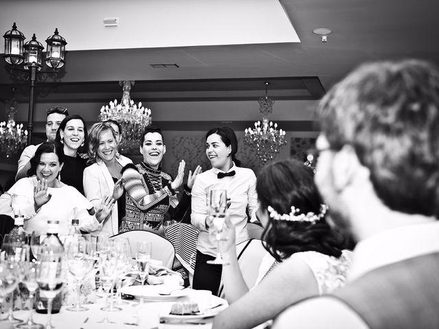 La boda de Sergio y Kathe en Briviesca, Burgos 52