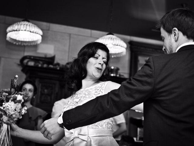 La boda de Sergio y Kathe en Briviesca, Burgos 56