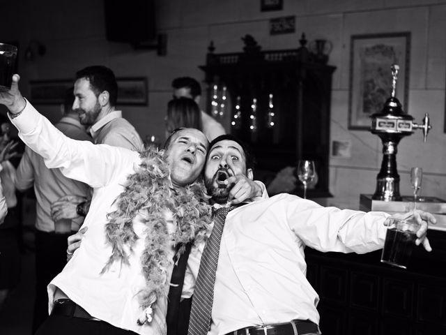 La boda de Sergio y Kathe en Briviesca, Burgos 57