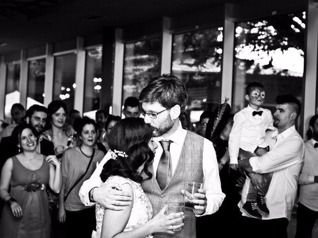 La boda de Sergio y Kathe en Briviesca, Burgos 61