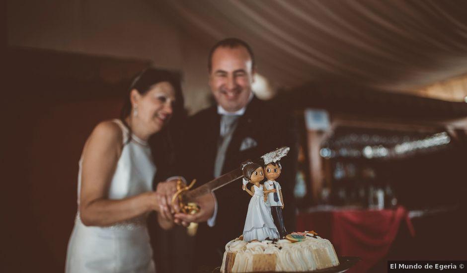 La boda de Daniel y Isabel en Huetor Vega, Granada