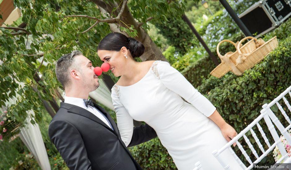 La boda de Victor y Eva en Bétera, Valencia