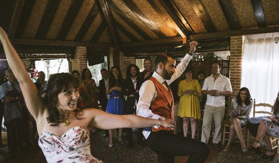 La boda de David y Mariado en Pinilla Del Valle, Madrid