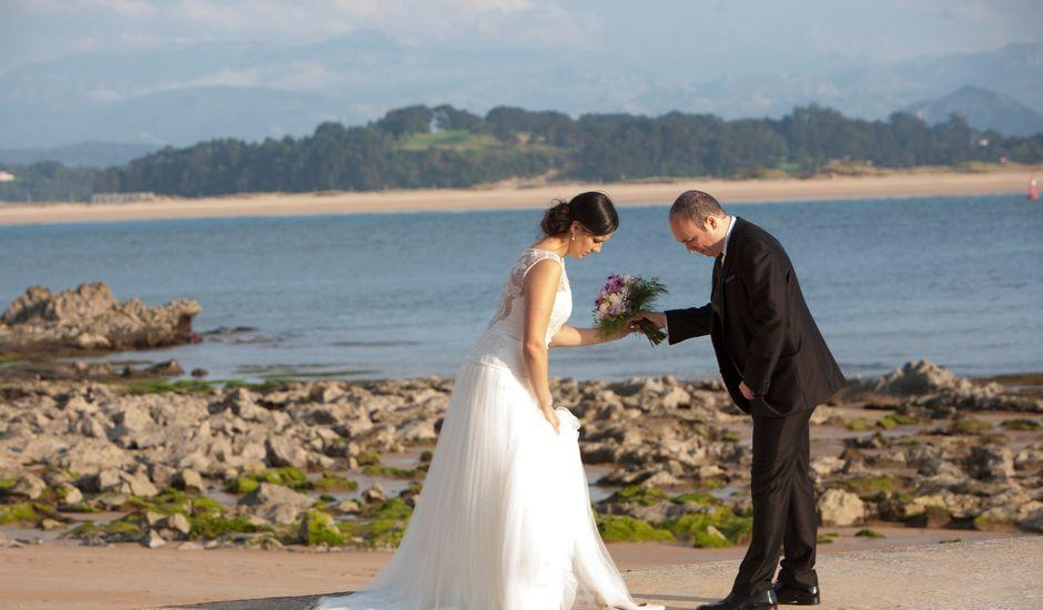La boda de Andrea y Daniel en Santander, Cantabria