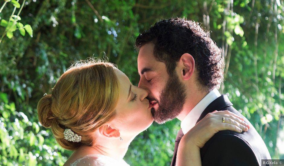 La boda de Toni y Pati en Arzua, A Coruña