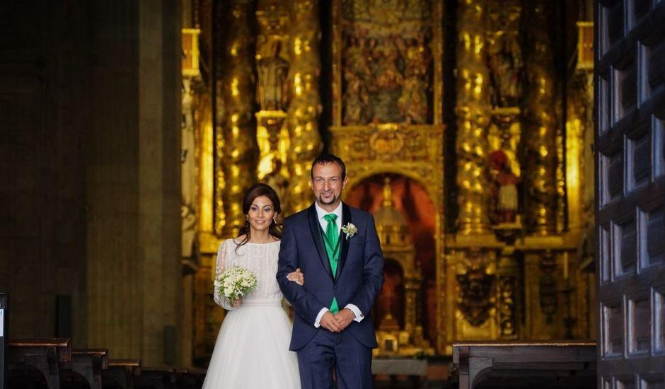 La boda de Álvaro y Rebeca en Salamanca, Salamanca