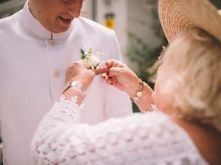 La boda de Mónica  y Carlos 2