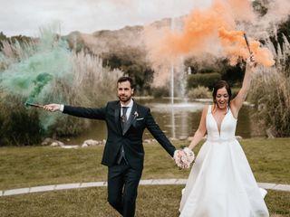 La boda de Ester y Alex