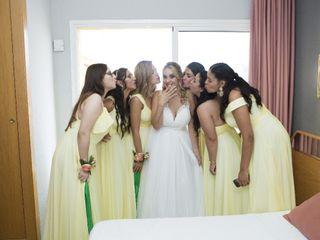 La boda de Rossana  y Yonathan  1