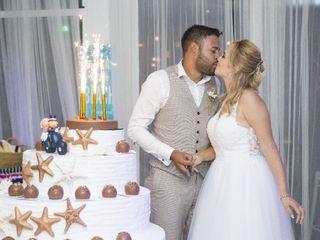 La boda de Rossana  y Yonathan  2