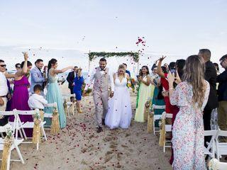 La boda de Rossana  y Yonathan