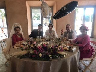 La boda de Jennifer y José Manuel