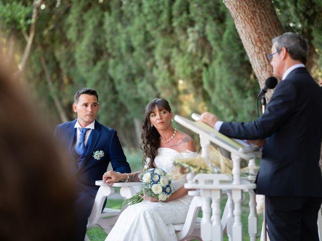 La boda de Oscar y Susana en Pedrola, Zaragoza 9