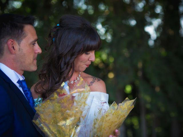 La boda de Oscar y Susana en Pedrola, Zaragoza 10