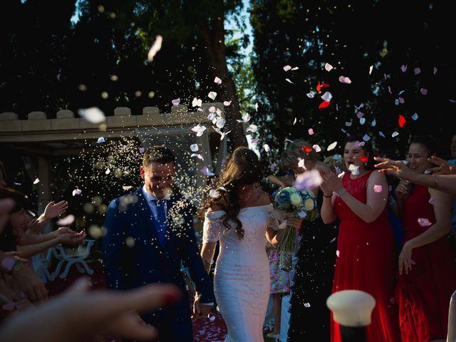La boda de Oscar y Susana en Pedrola, Zaragoza 19