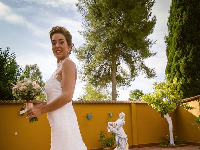 La boda de Juandi y Pili en El Rocio, Huelva 8
