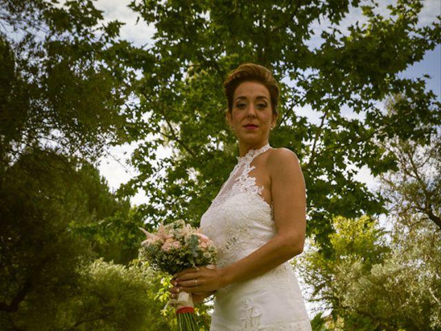 La boda de Juandi y Pili en El Rocio, Huelva 11