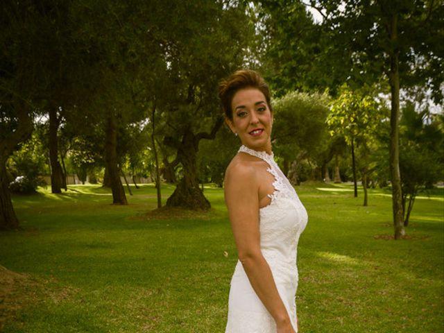 La boda de Juandi y Pili en El Rocio, Huelva 12