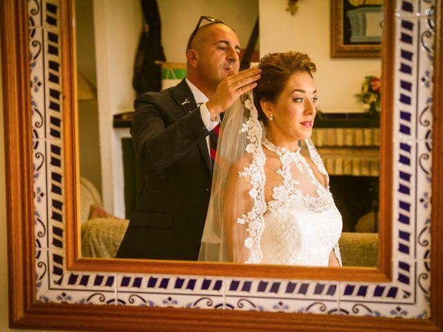 La boda de Juandi y Pili en El Rocio, Huelva 19