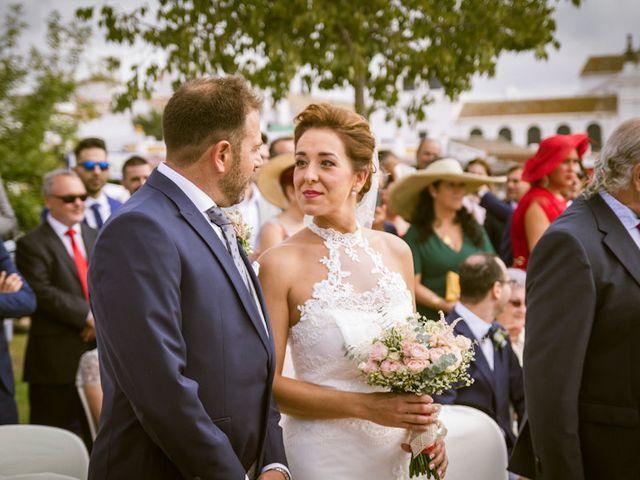 La boda de Juandi y Pili en El Rocio, Huelva 26