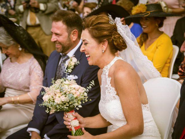 La boda de Juandi y Pili en El Rocio, Huelva 27