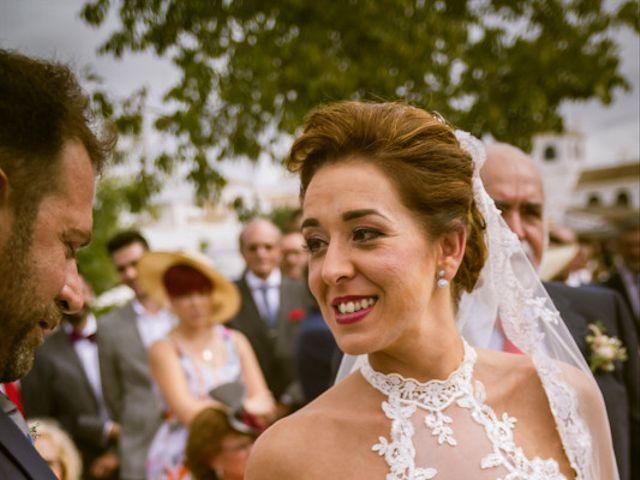La boda de Juandi y Pili en El Rocio, Huelva 28