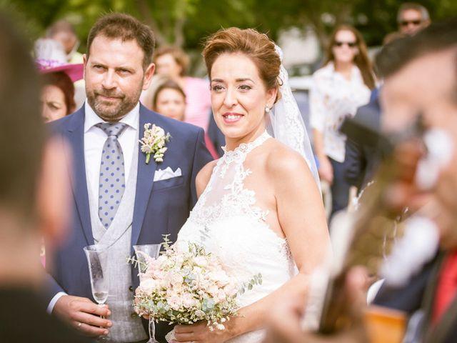 La boda de Juandi y Pili en El Rocio, Huelva 29