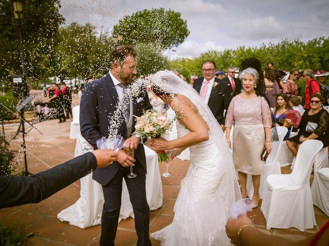 La boda de Juandi y Pili en El Rocio, Huelva 30