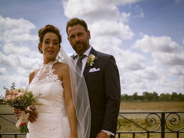 La boda de Juandi y Pili en El Rocio, Huelva 31