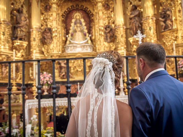 La boda de Pili y Juandi