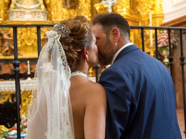 La boda de Juandi y Pili en El Rocio, Huelva 32