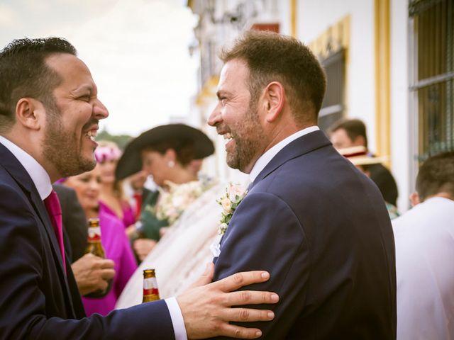 La boda de Juandi y Pili en El Rocio, Huelva 33