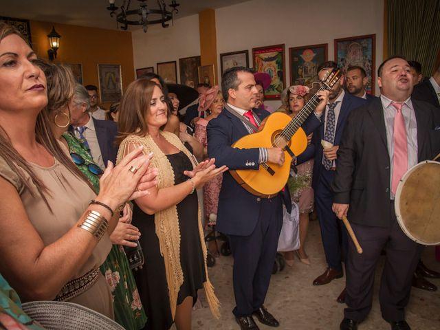 La boda de Juandi y Pili en El Rocio, Huelva 34