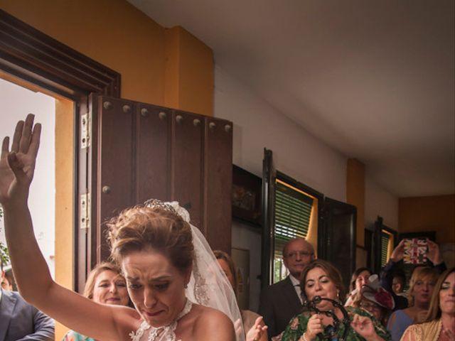 La boda de Juandi y Pili en El Rocio, Huelva 35