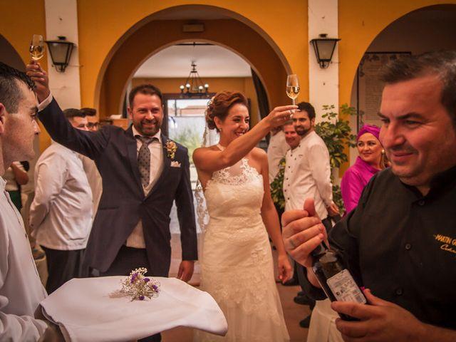 La boda de Juandi y Pili en El Rocio, Huelva 36