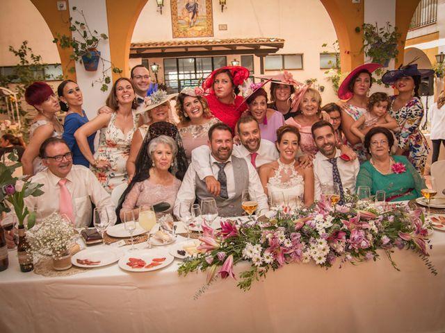 La boda de Juandi y Pili en El Rocio, Huelva 39