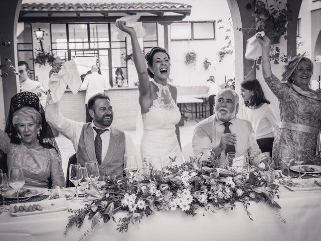 La boda de Juandi y Pili en El Rocio, Huelva 40