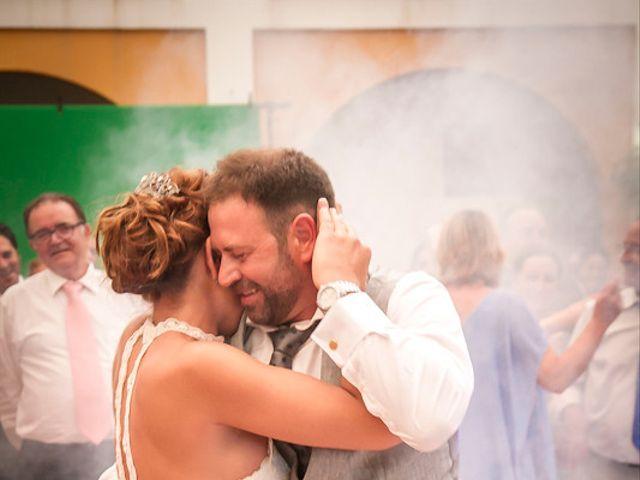 La boda de Juandi y Pili en El Rocio, Huelva 41